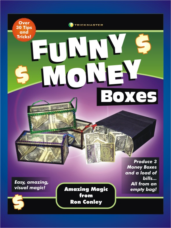 Funny Money Boxes