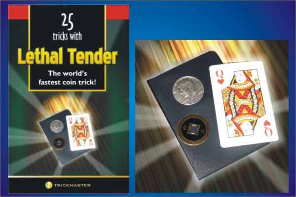 Lethal Tender w/ Book Kit