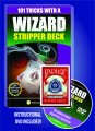 Wizard Stripper Deck Bonus Pack